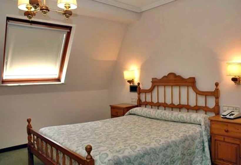 Room Hotel Santa Lucía Santiago de Compostela
