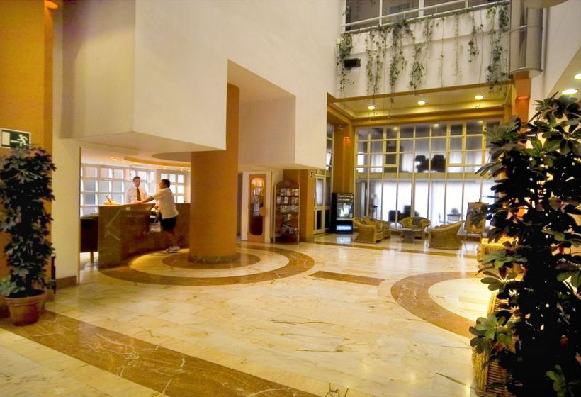 Reception Hotel Bull Astoria Las Palmas de Gran Canaria