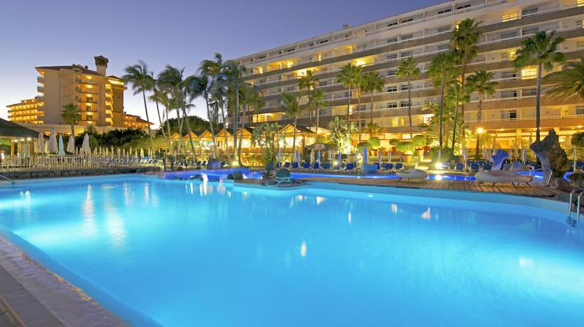 Swimming pool Hotel Costa Canaria - Adults Only San Agustin