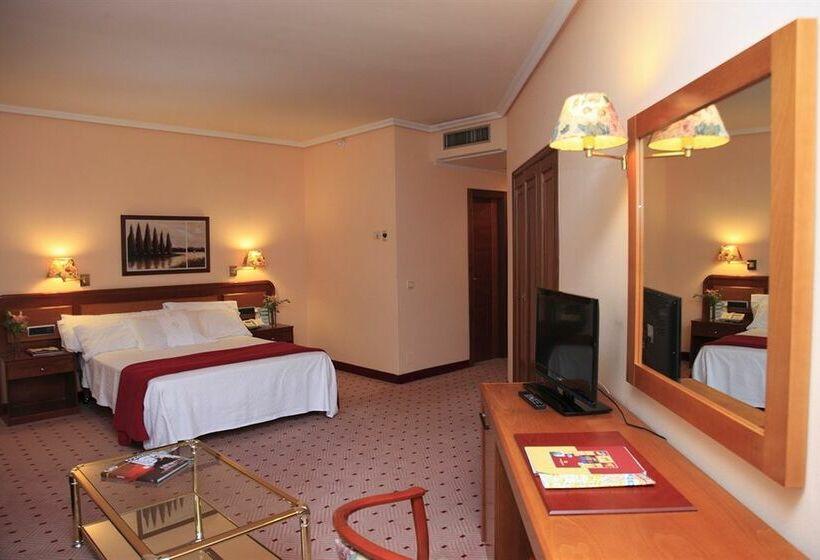 Room Hotel Galicia Palace Pontevedra