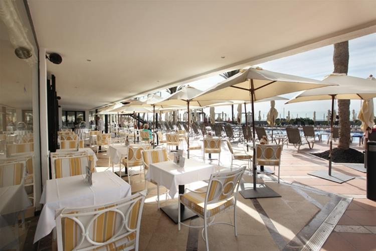 Cafeteria Hotel IFA Faro Maspalomas