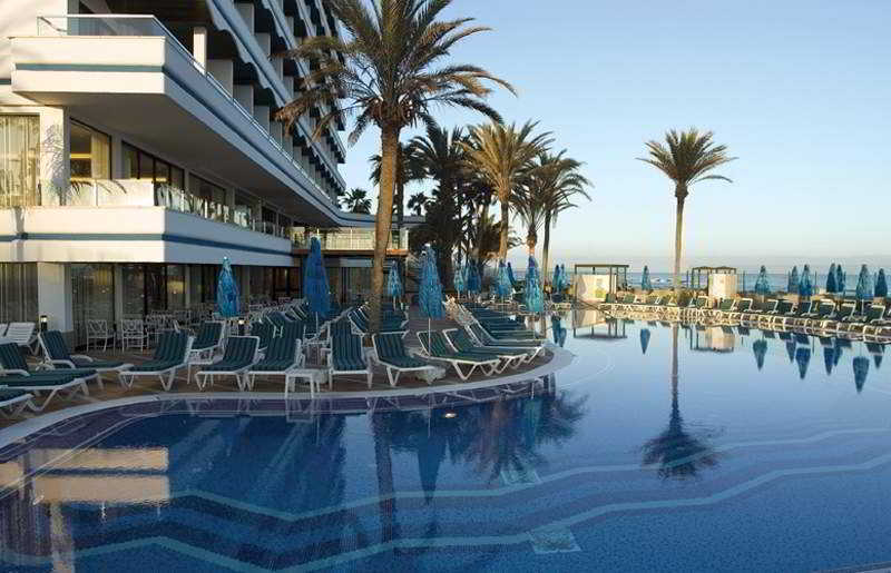 Swimming pool Hotel IFA Faro Maspalomas
