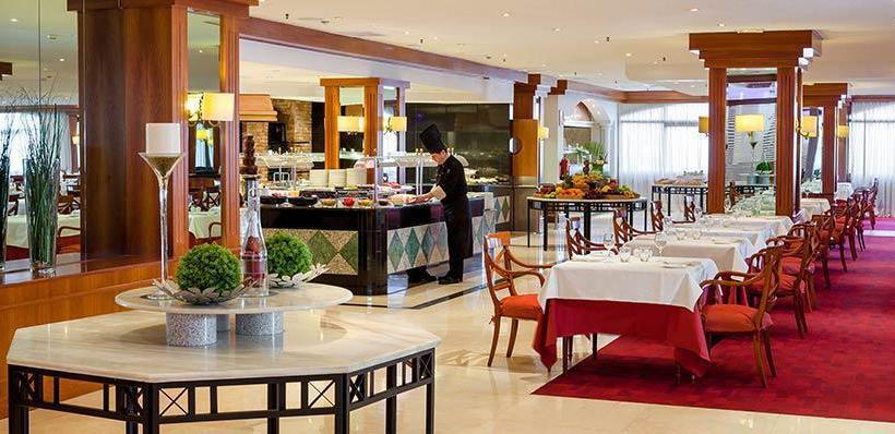 Cafeteria Hotel Meliá Tamarindos San Agustin