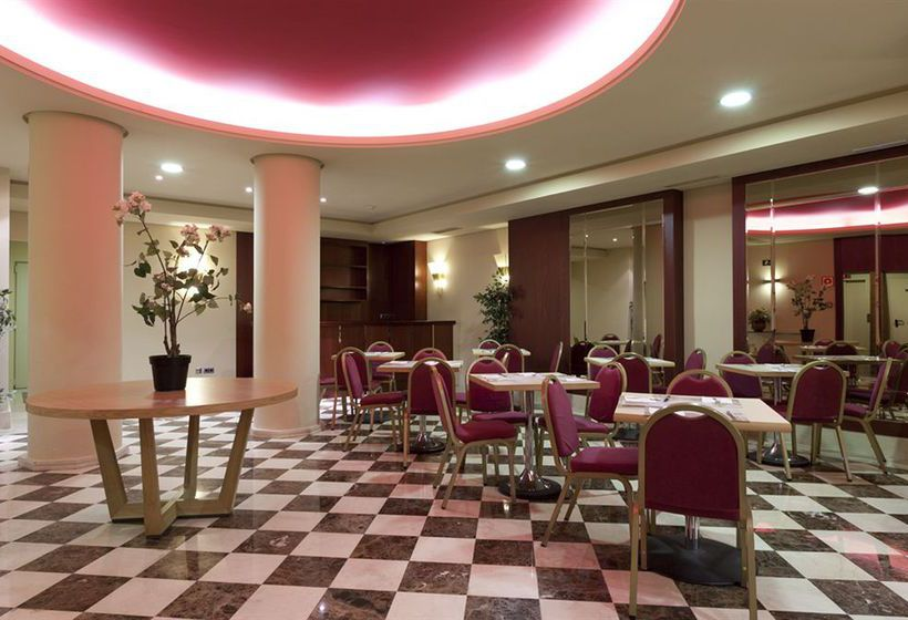 Restaurante Hotel Sterling Madrid