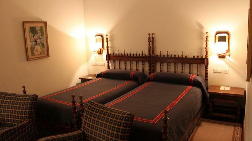 Habitación Parador de Baiona