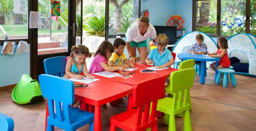 Children facilities Seaside Hotel Palm Beach Maspalomas
