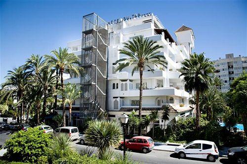 Aparthotel Monarque Sultán Lujo Marbella