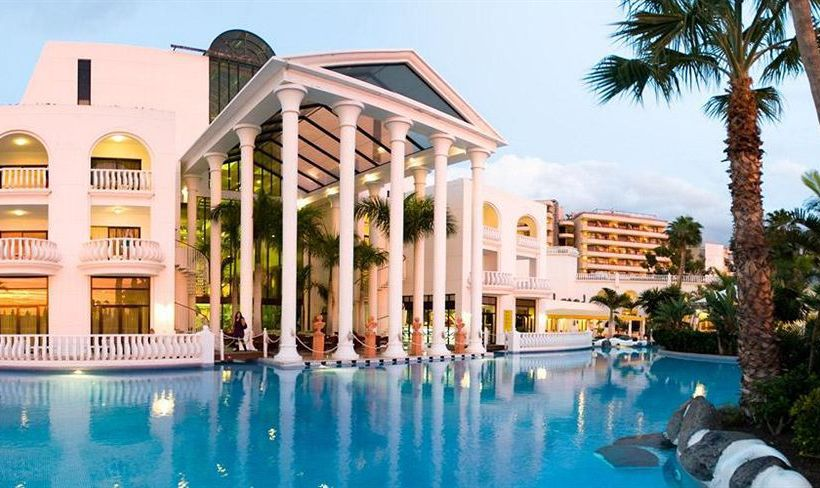 Piscina Hotel Guayarmina Princess Costa Adeje