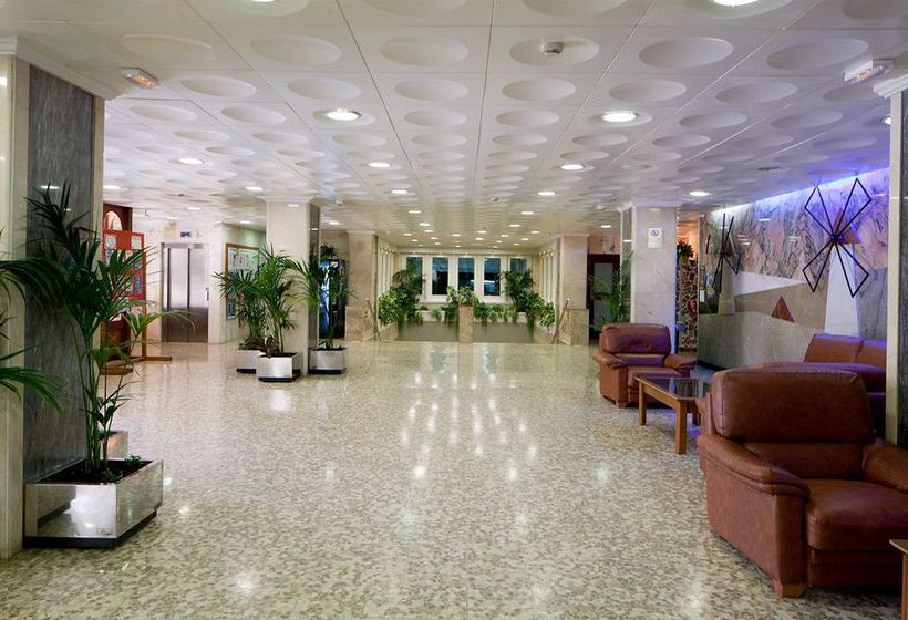 Common areas Hotel H Top Molinos Park Salou