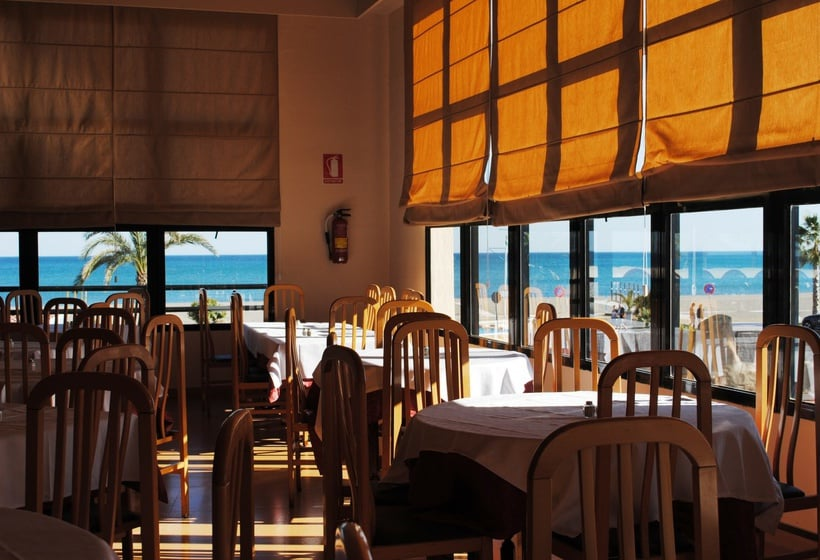 Restaurante Hotel Marconfort Beach Club All Inclusive Torremolinos