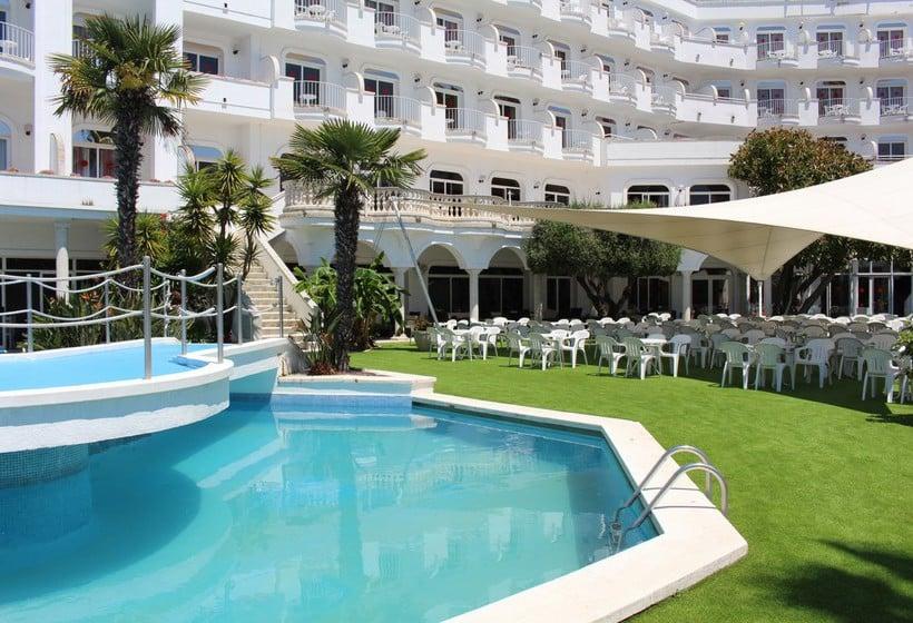 Swimming pool Hotel Marina Sand Lloret de Mar
