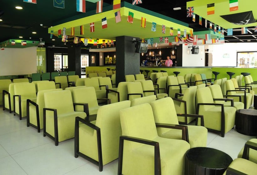 Common areas Hotel Medplaya Calypso Salou