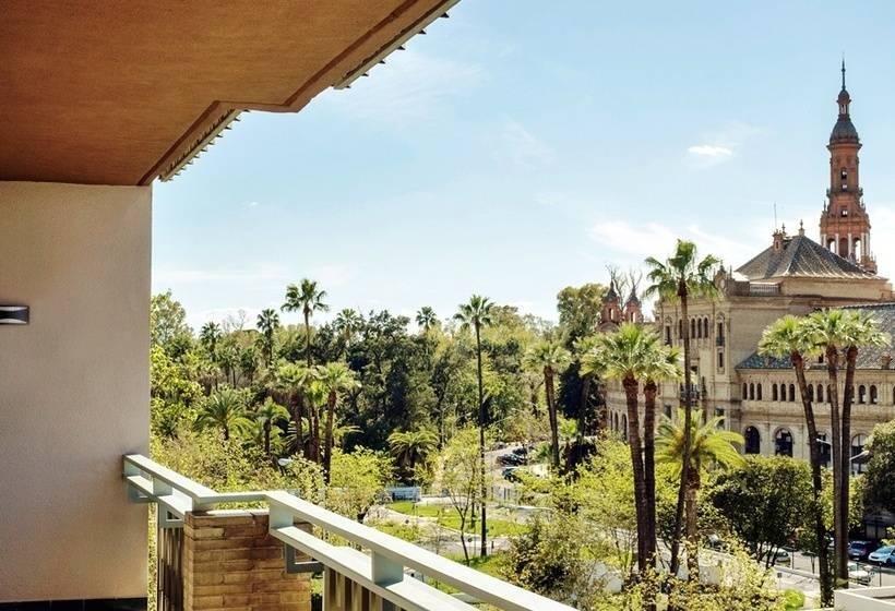 Hotel pasarela sevilla las mejores ofertas con destinia for Hotel pasarela sevilla