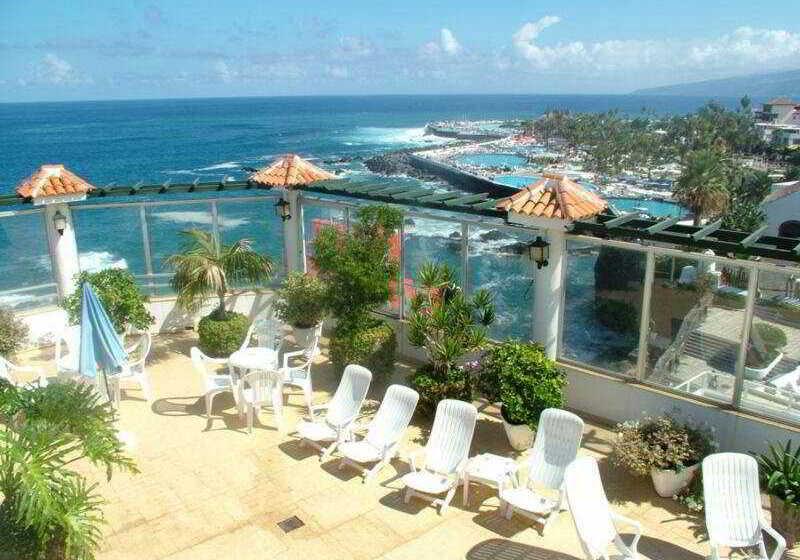 Hotel san telmo en puerto de la cruz destinia for Hotel luxury san telmo