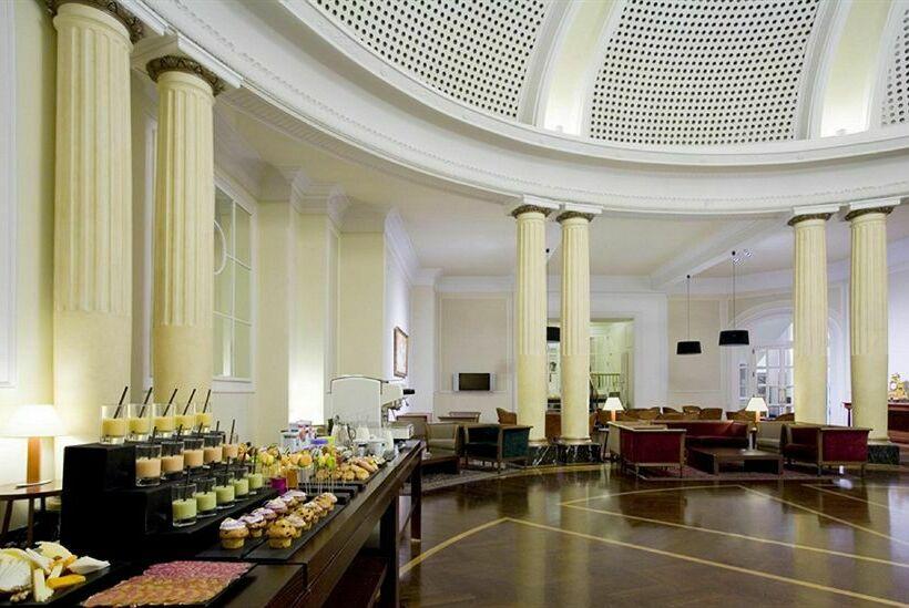 Nh collection gran hotel de zaragoza en zaragoza destinia for Hoteles familiares en zaragoza capital