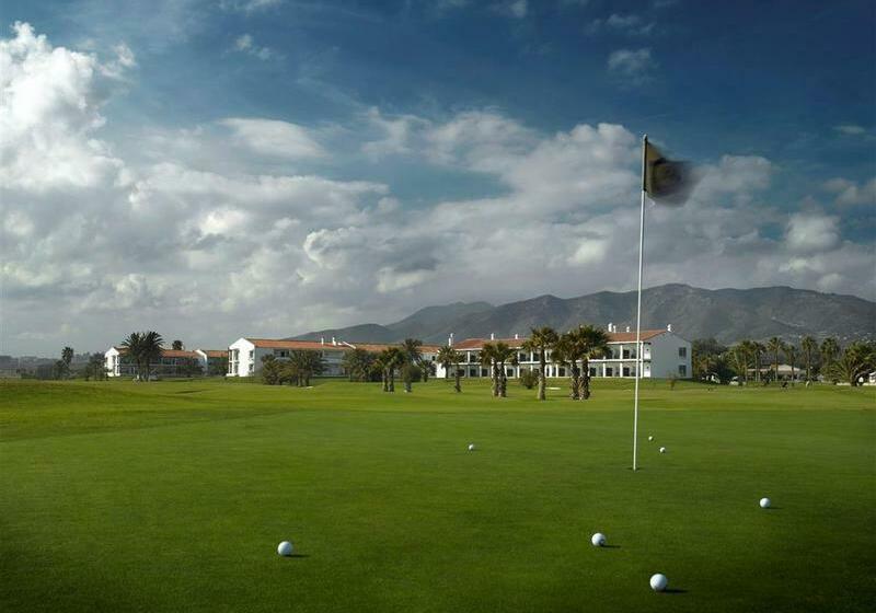Parador de Málaga Golf Malaga