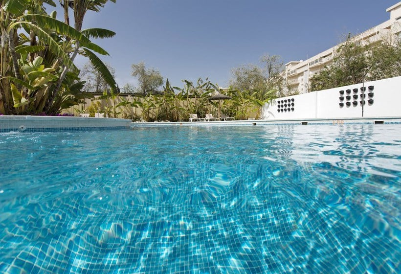 Swimming pool Hotel Elba Motril Beach & Business