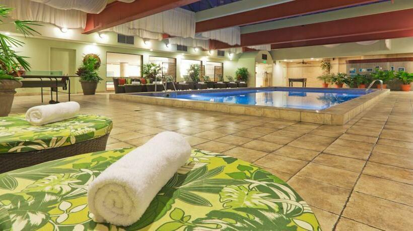 Room Hotel Holiday Inn San Jose Aurola