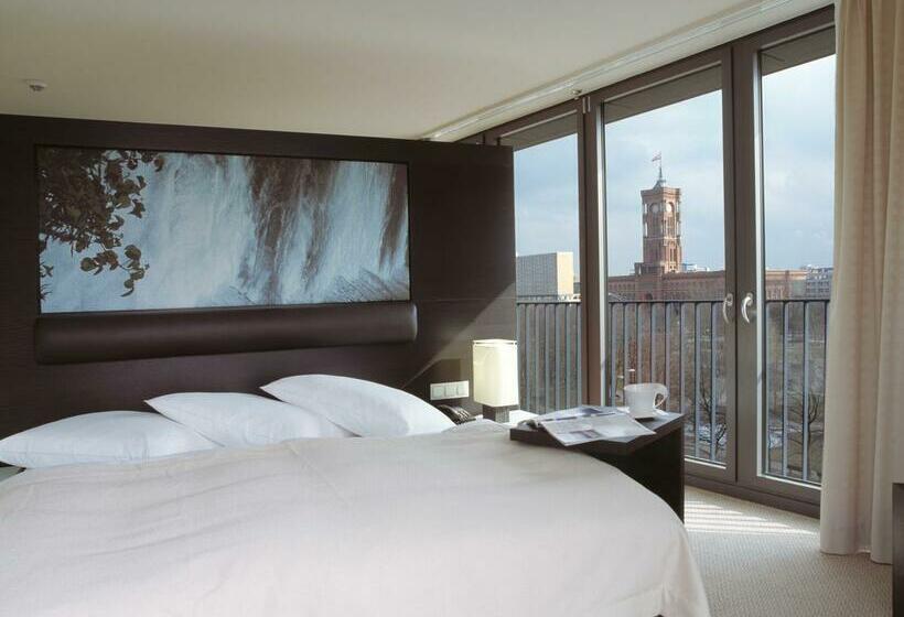 اتاق Radisson Blu Hotel Berlin برلين
