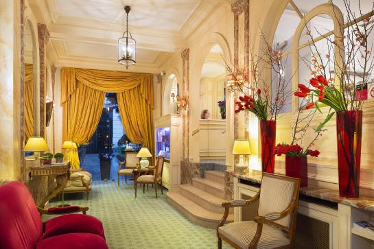 Hotel Residence Lord Byron Paris