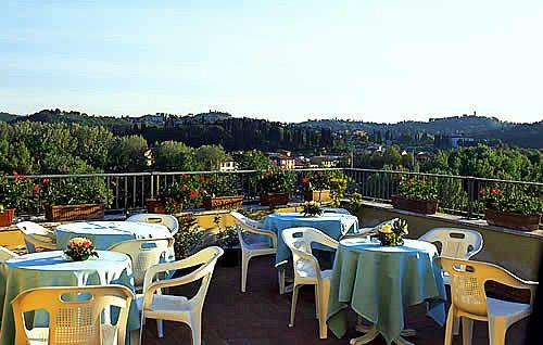 Hotel Columbus Florence