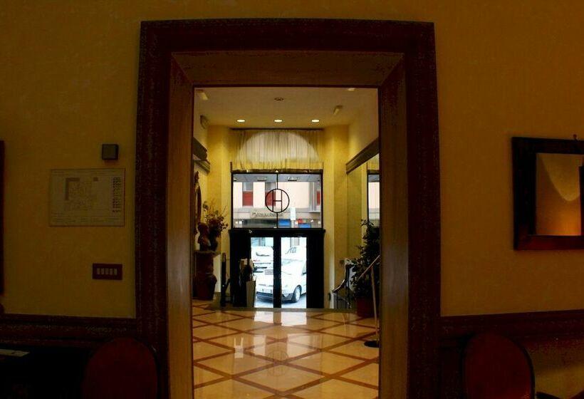 Grand Hotel Olympic Rome