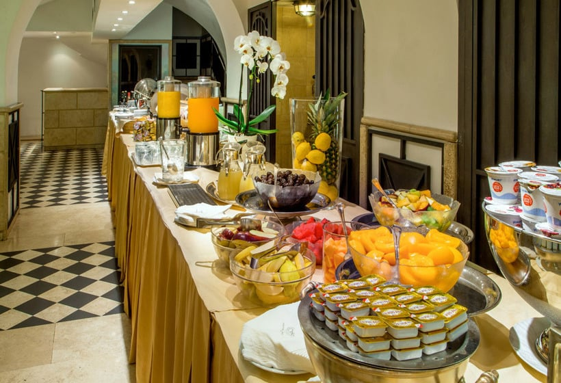 Restaurante Hotel Savoy Roma
