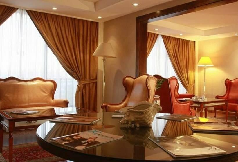 Common areas Hotel Regency Palace Amman