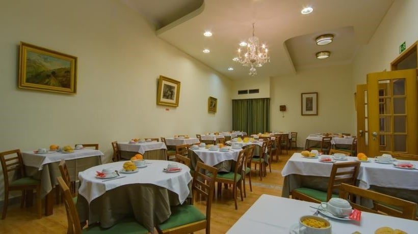 Restaurant Hotel Americano Lisbon