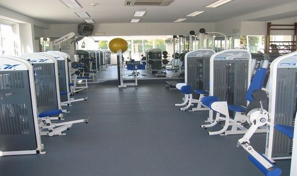 Sports facilities Hotel Montechoro Albufeira