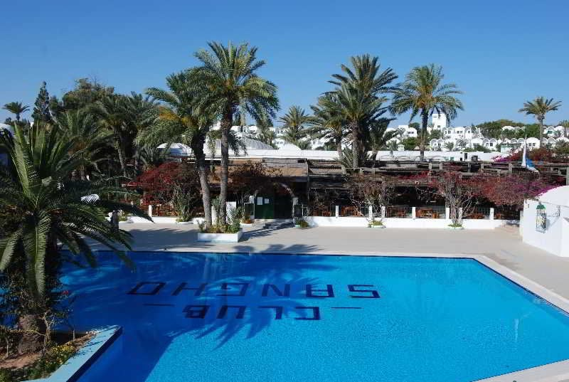 Hotel Sangho Club Zarzis