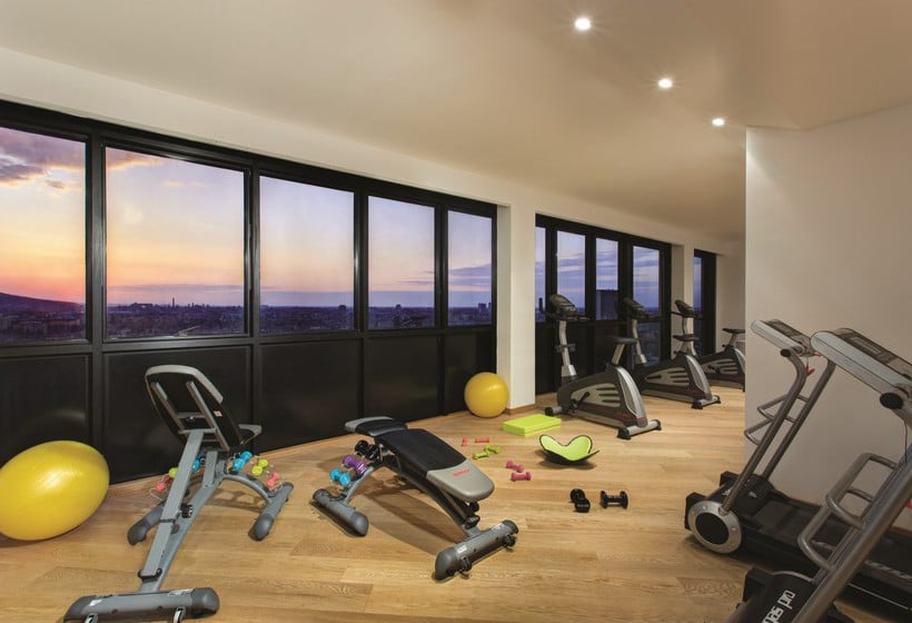 Sports facilities Best Western Plus Tower Hotel Bologna
