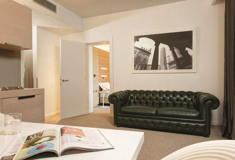 Room Best Western Plus Tower Hotel Bologna