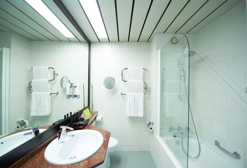 Bathroom Hotel Husa President Park Brussels