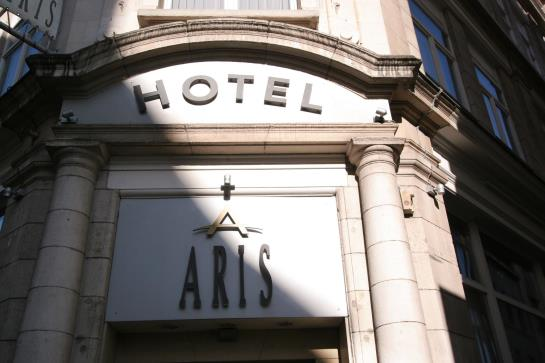 Hotel Aris Grand Place Brussels