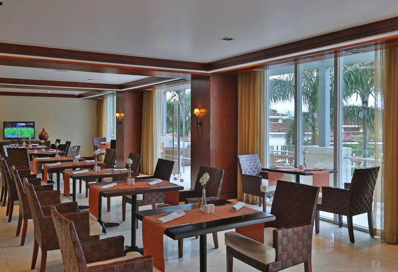 Restaurant Hotel Intercontinental Costa Rica At Multiplaza Mall San Jose