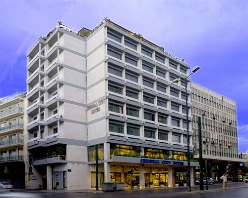 Hotel Crystal City Athens