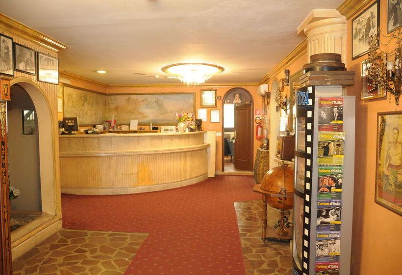 Hotel Cinecitta Rome