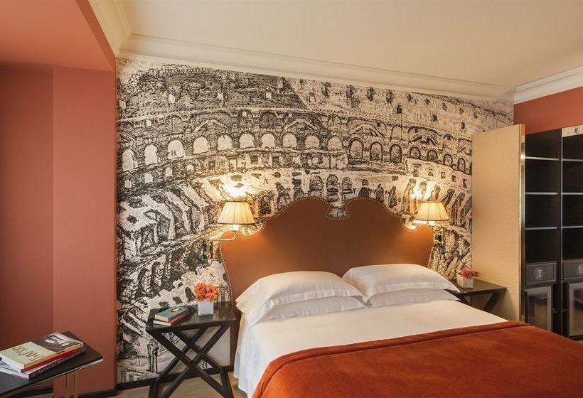 Starhotels Michelangelo Rome