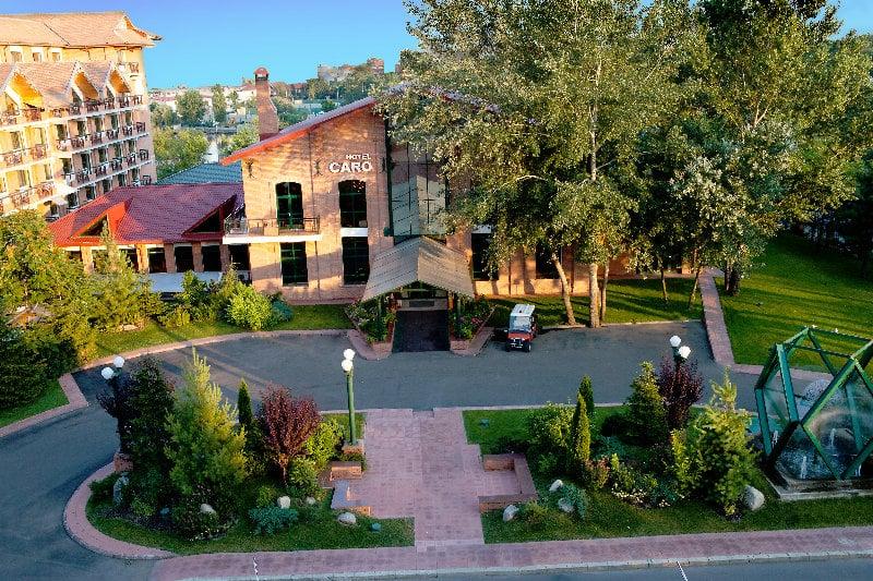 Hotel Caro Parc Bucharest