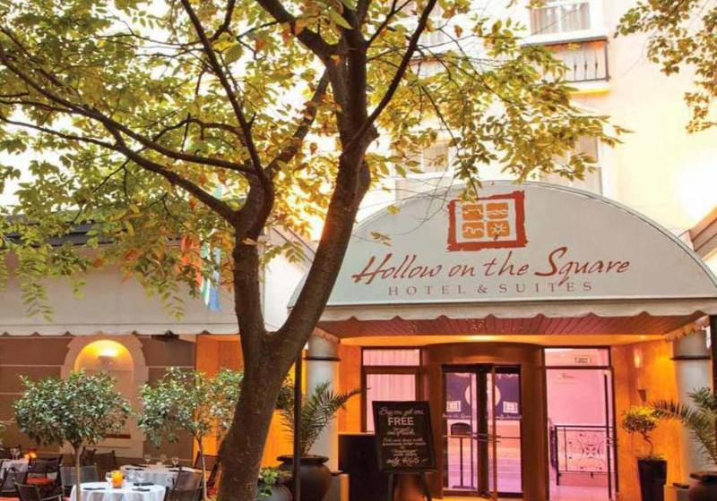 Hollow on the Square Hotel & Suites کیپ‌تاون