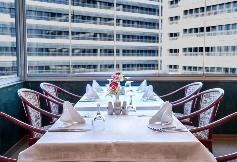 Restaurant Hotel Feronya Istanbul