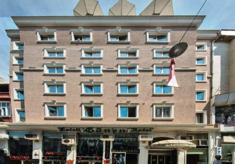 Laleli Gonen Hotel Istanbul