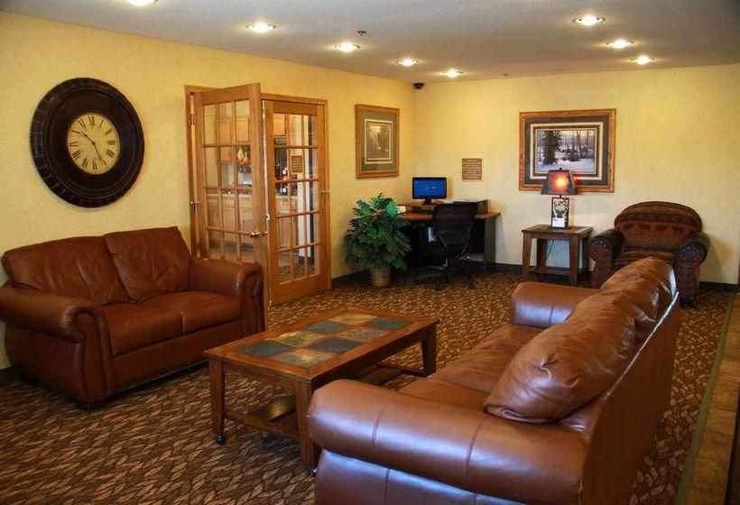 Hotel Best Western Pinedale Inn