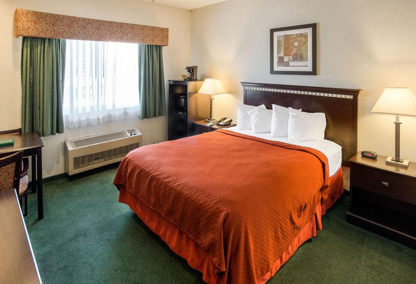 Hotel Quality Inn Northtown Coon Rapids