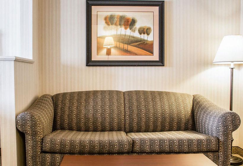 Hotel Comfort Suites Mcalester
