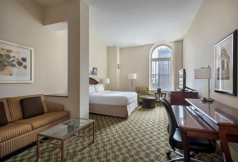 Hotel Philadelphia Marriott Downtown Filadelfia