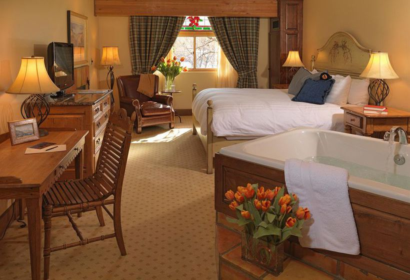 Hotel Rusty Parrot Lodge Jackson Hole