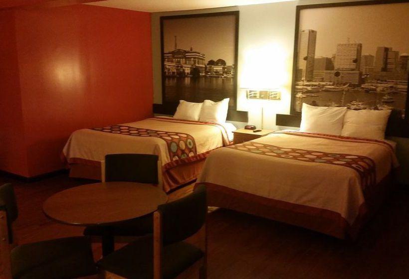 Motel Super 8 Baltimore Essex Area
