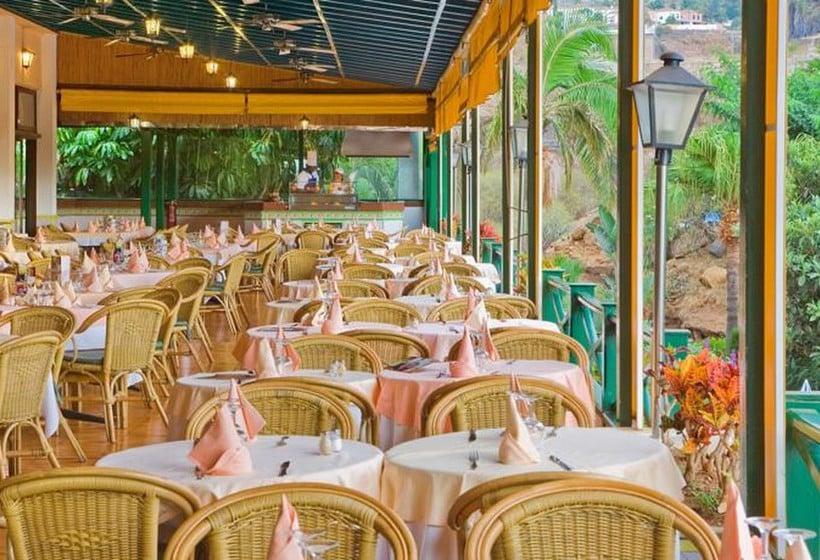 Restaurante Diverhotel Tenerife Spa & Garden Puerto de la Cruz
